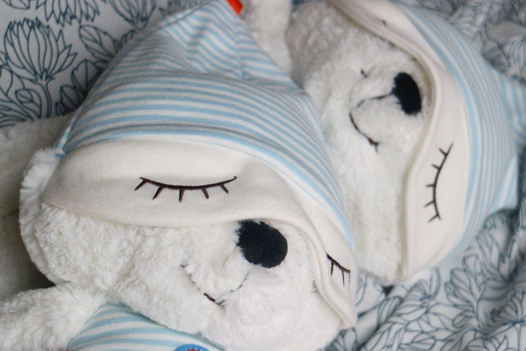 Kullakeks - Nici - Schlafmützen - Eisbär - Freund - Gute Nacht