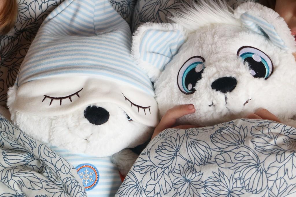 Kullakeks - Nici - Schlafmützen - Eisbär - Titelbild