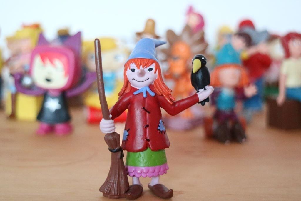 Kullakeks - Tausendkind - Tonies - Die kleine Hexe