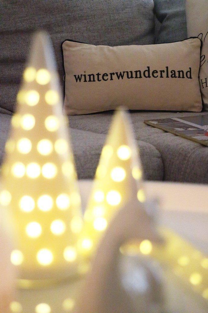 Kullakeks - Blogger Adventskalender - Weihnachtslichter - Winterwunderland