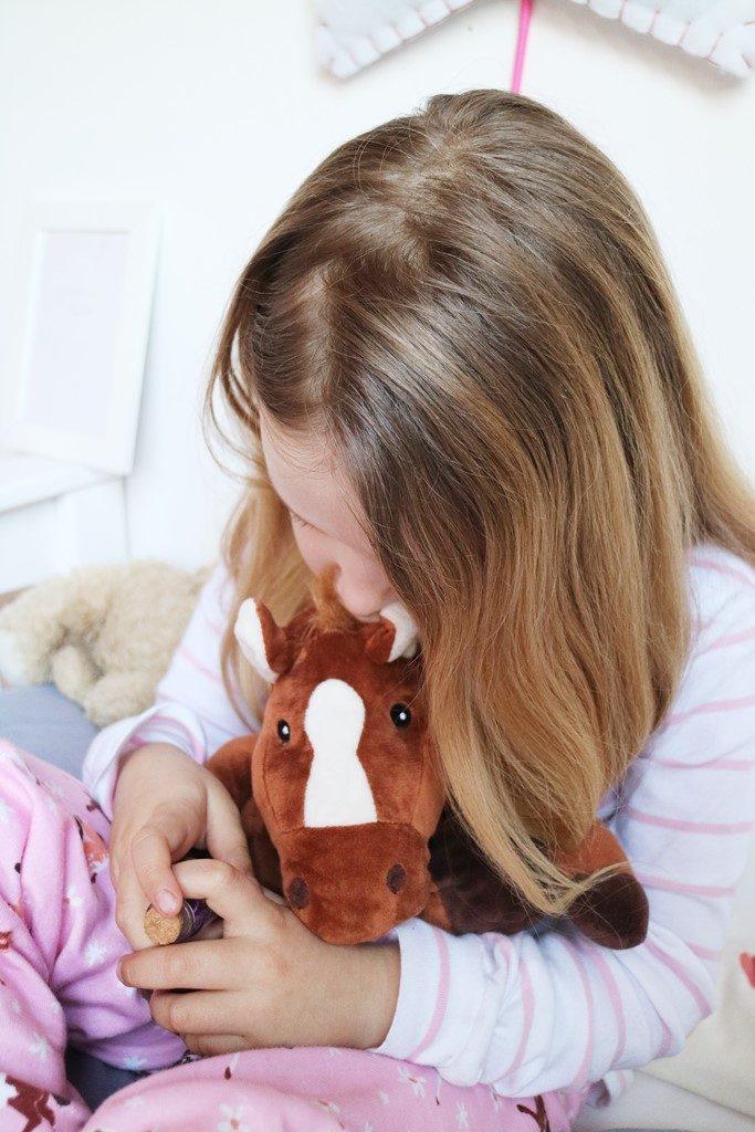 Kullakeks - Tausendkind - Schlaf - Warmies - Pferd