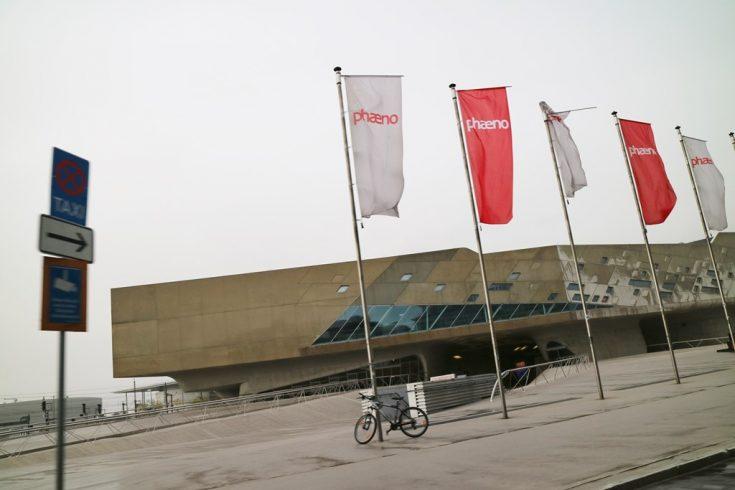Kullakeks - Phaeno - Wolfsburg - Titelbild