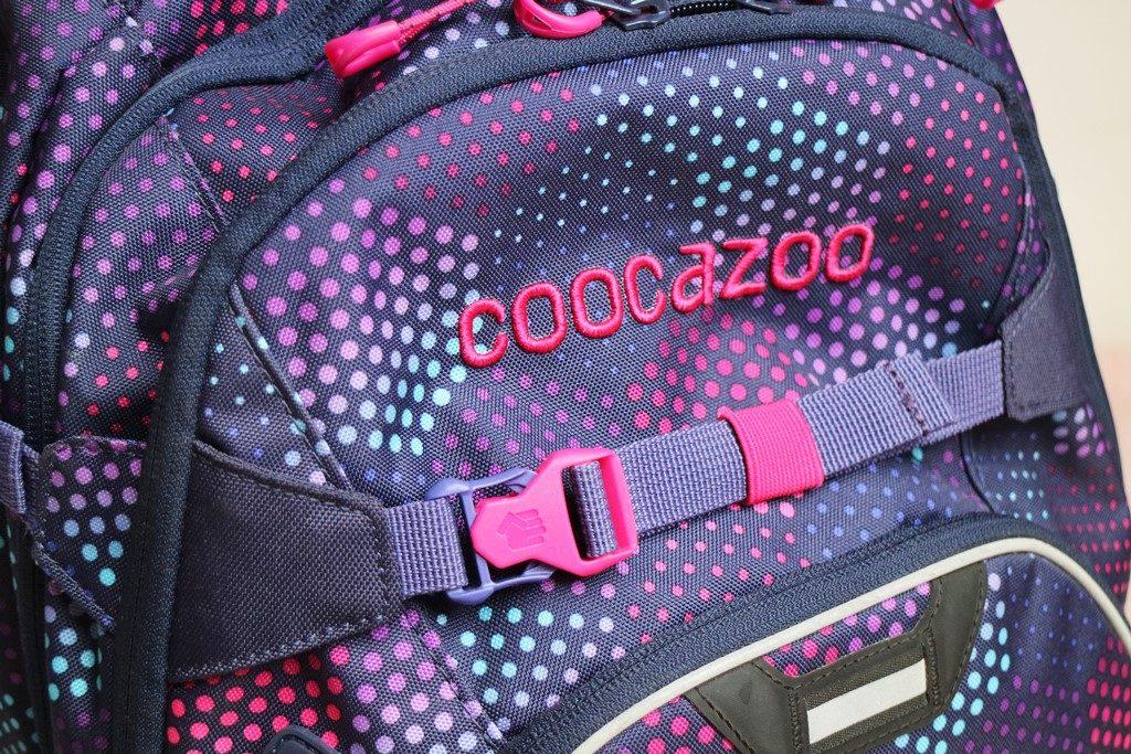 Kullakeks - Coocazoo - ScaleRale - Schulrucksack - Detail