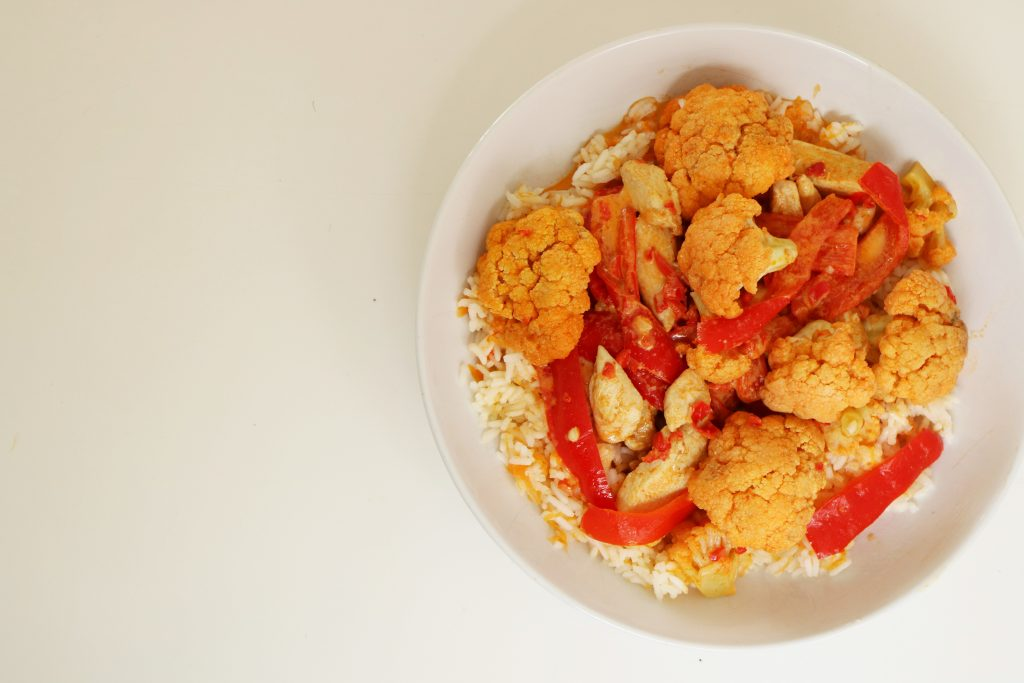 Kullakeks - Hello Fresh - Curry