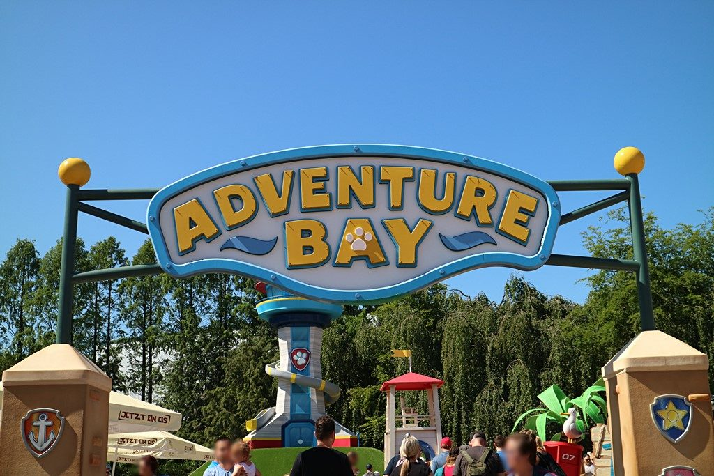 Kullakeks - Movie Park - Adventure Bay