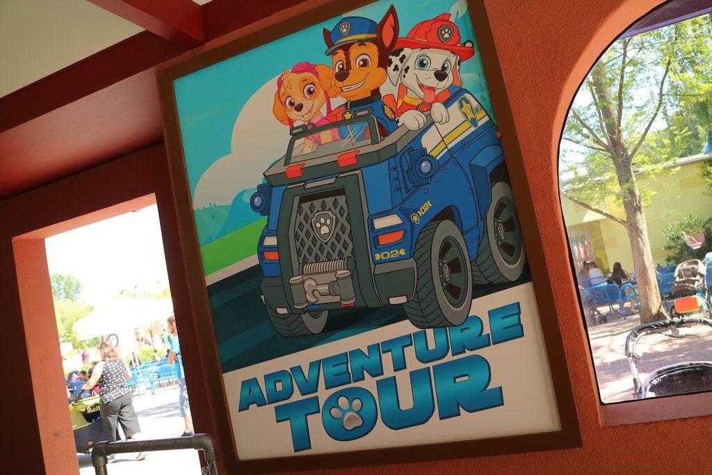 Kullakeks - Movie Park - Adventure Bay - Adventure Tour