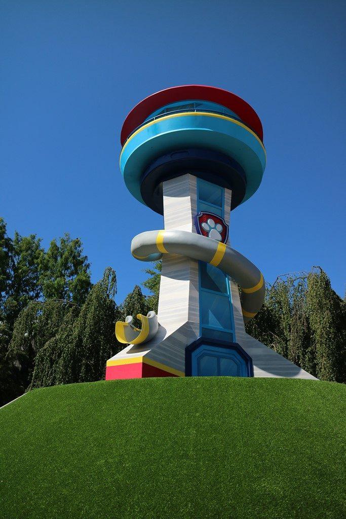 Kullakeks - Movie Park - Adventure Bay - Zentrale