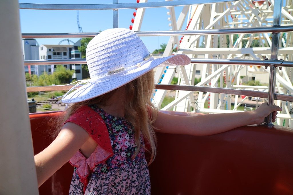 Kullakeks - Movie Park - Riesenrad