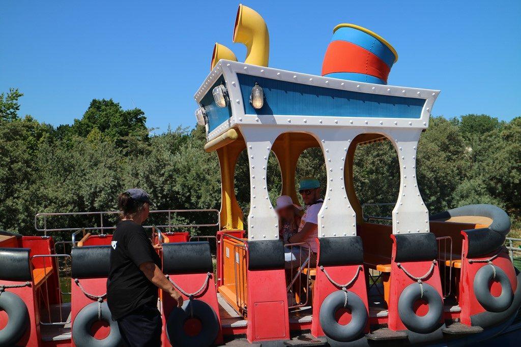 Kullakeks - Movie Park - Stormy Cruise