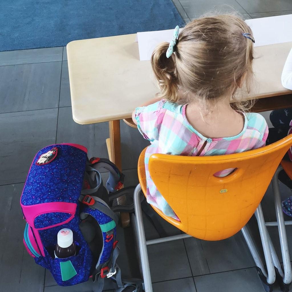 Kullakeks - Schulkind - Grundschule
