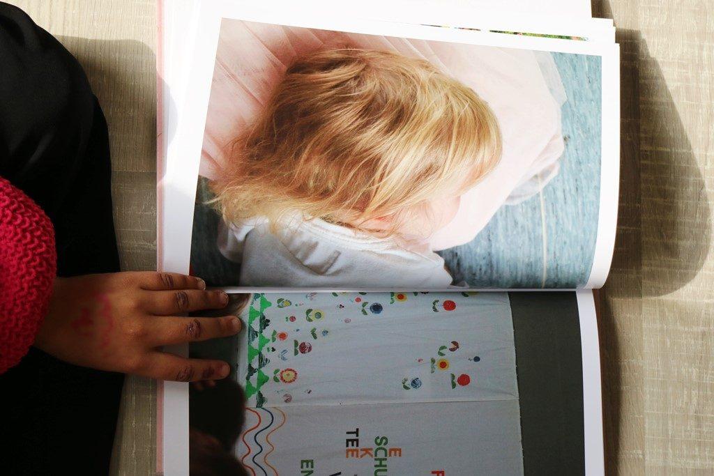 Kullakeks - sendmoments - Fotobücher - Einschulung - Details