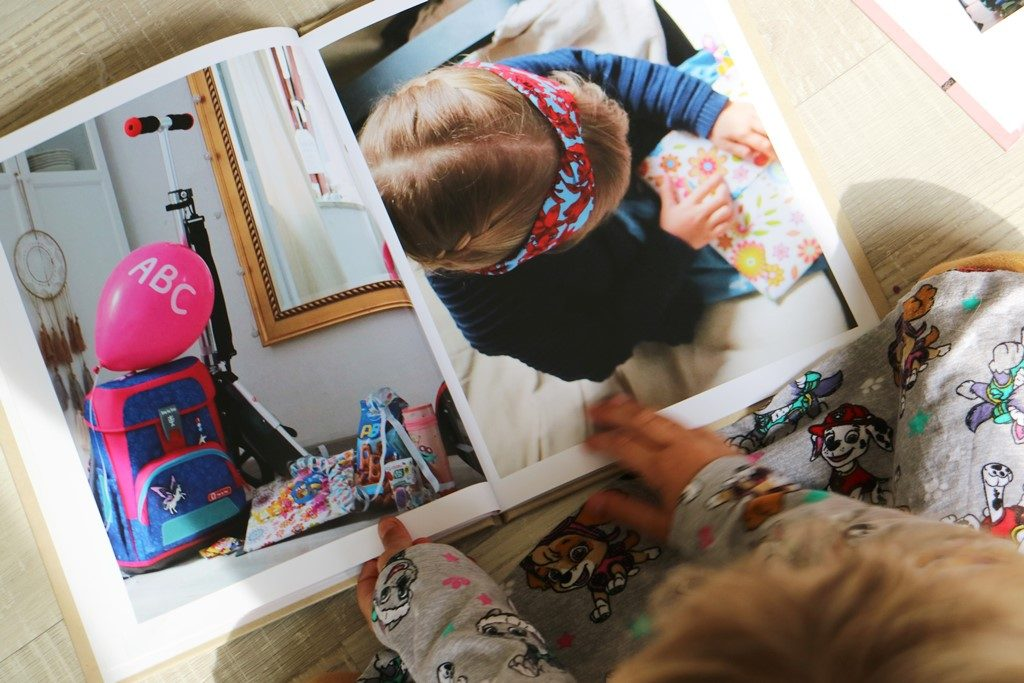 Kullakeks - sendmoments - Fotobücher - Einschulung - Geschenke