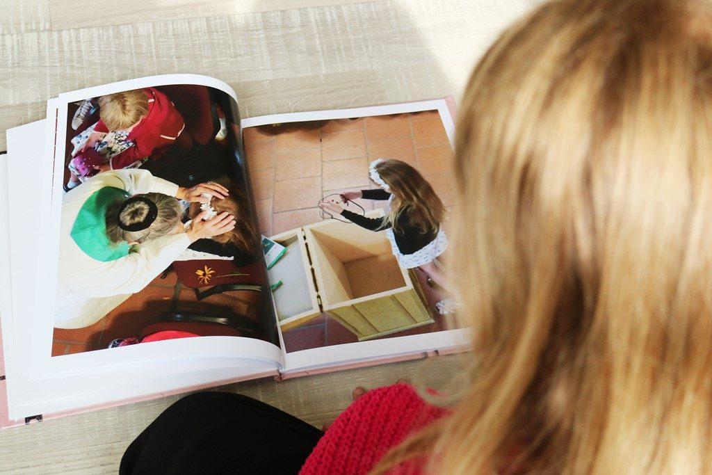 Kullakeks - sendmoments - Fotobücher - Einschulung - Gottesdienst