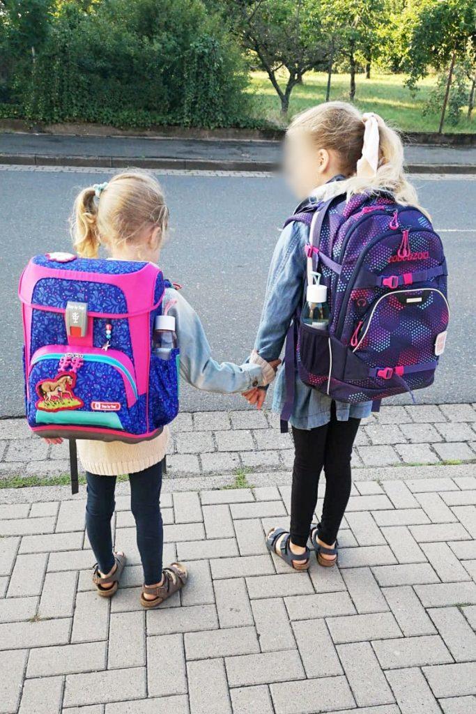 Kullakeks - zwei Schulkinder