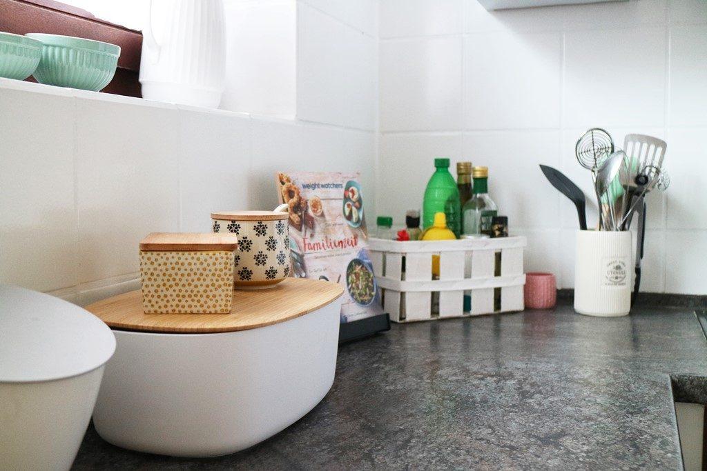 Kullakeks - Küche - Vorher Nachher - Dekoration - Nostalgie im Kinderzimmer