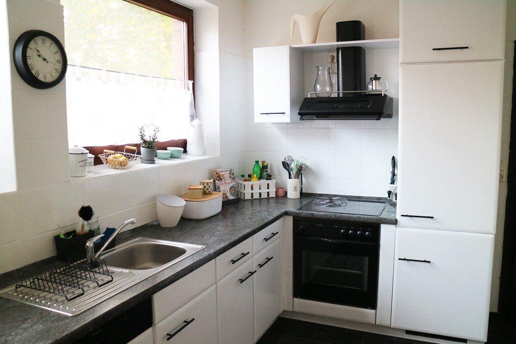 Kullakeks - Küche - Vorher Nachher - Komplett1