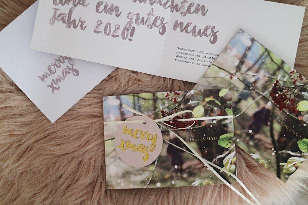 Kullakeks - Sendmoments - Weihnachtskarten - Merry Xmas