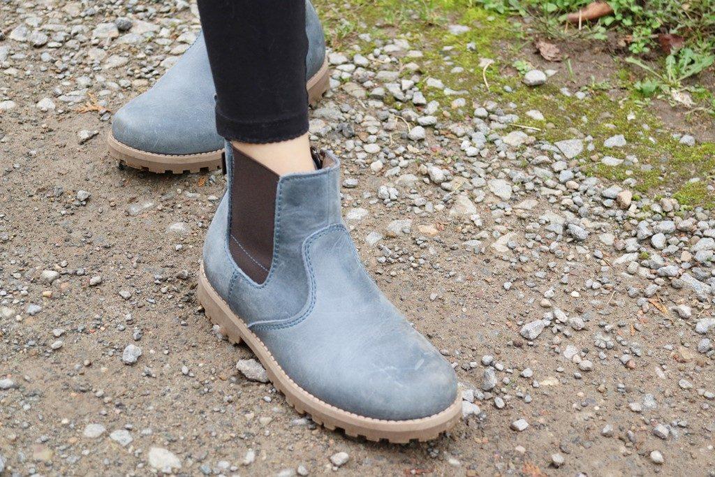 Kullakeks - Tausendkind - Froddo Shoes - Chelsea Boots Blue