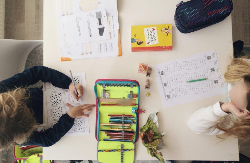 Kullakeks - Covid19 - Homeschooling - Homeoffice - Familienleben