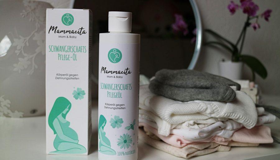 Kullakeks - Mammacita - Schwangerschafts Pflegeöl - Titelbild