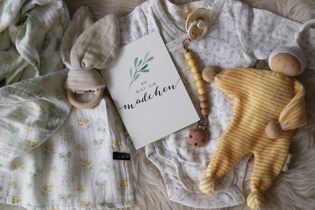 Kullakeks - Schwangerschaft - drittes Kind - Mädchen
