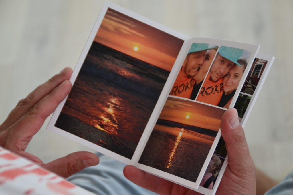 Kullakeks - sendmoments - Minifotobuch - Erinnerungen