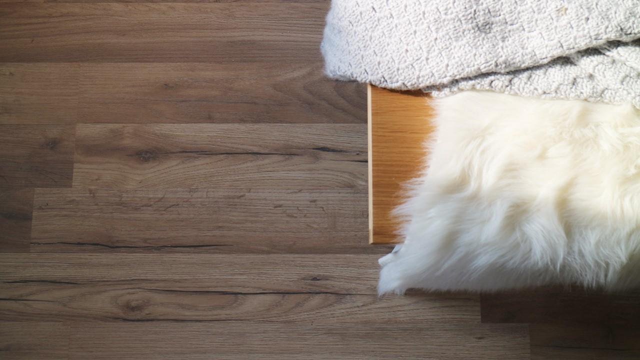 Kullakeks - Schlafzimmer - Endergebniss - Fußboden - Logoclic