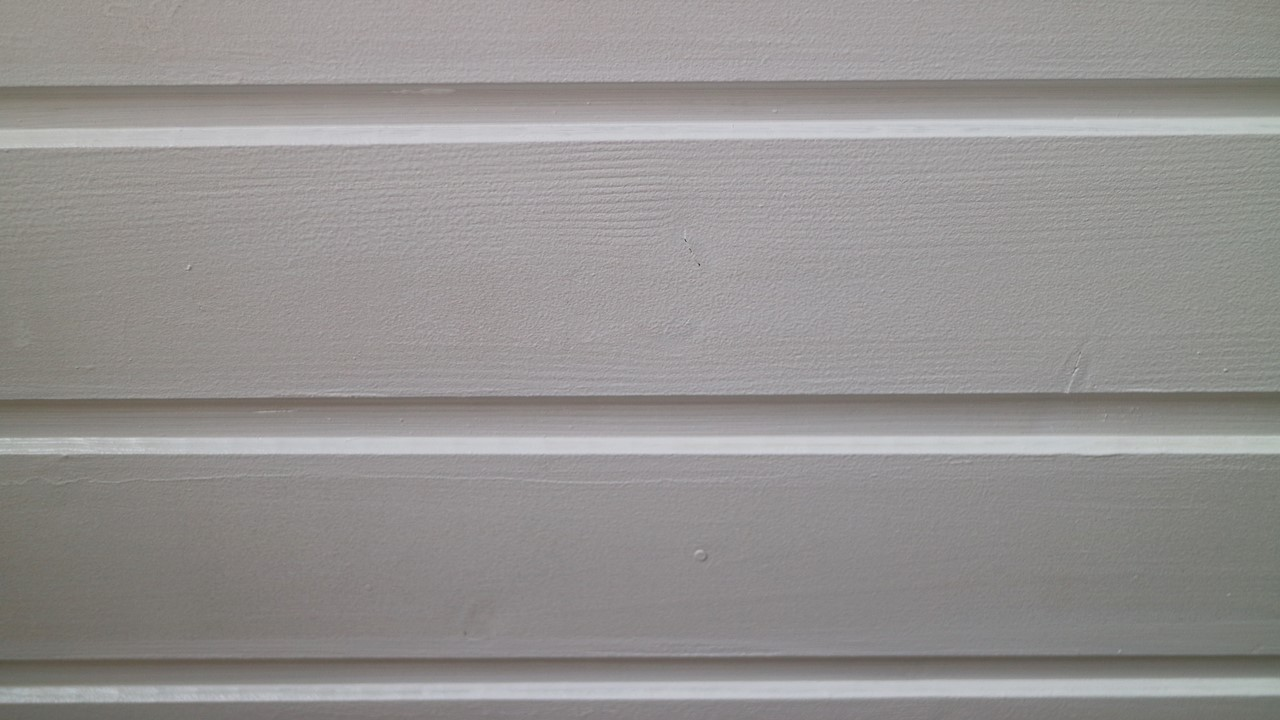 Kullakeks - Schlafzimmer - Holzvertäfelung - Dulux - Nahaufnahme