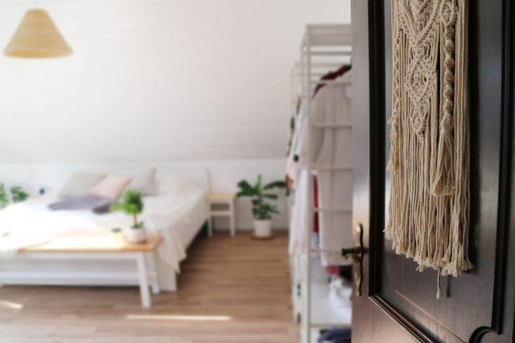 Kullakeks - Schlafzimmer - Makeover - Titelbild