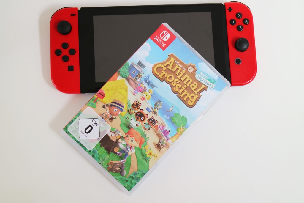 Kullakeks - Nintendo Switch - Animal Crossing New Horizons - Titelbild